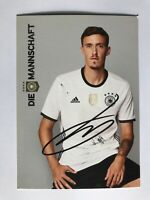 Autogramm MAX KRUSE-Nationalteam DEUTSCHLAND-j.Fenerbahce-Ex-Werder Breme-DFB-AK
