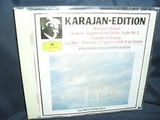 Ravel - Bolero / Daphnis Et Chloe / Debussy - La Mer -Karajan / BP