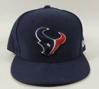New Era 59Fifty Fitted Hat NFL Houston Texans Size 7 3/8