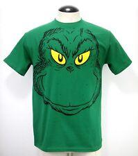 Dr Seuss - How The Grinch Stole Christmas - Shirt - Size M - Men's - New