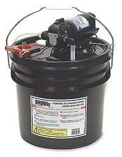 SHURflo Oil Change System 3.5 Gallon Bucket 8050-305-426 12 Volt 8050305426 NEW