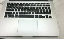 "GENUINE MACBOOK AIR 13.3"" A1466 2014-17 CHASSIS UK KEYBOARD TRACKPAD & BATTERY"