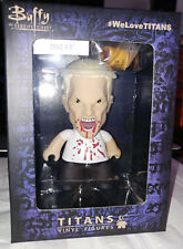 "Buffy the Vampire Slayer Bloody Spike 4.5"" Titans Vinyl Figure Horror Block New!"