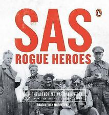 SAS: Rogue Heroes - the Authorized Wartime History by Ben Macintyre (CD-Audio, 2017)