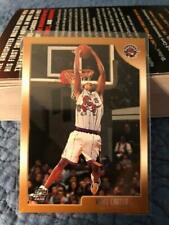 1998-99 Topps Vince Carter RC #199