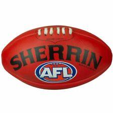 Sherrin Replica Size 5 Game Ball - Red