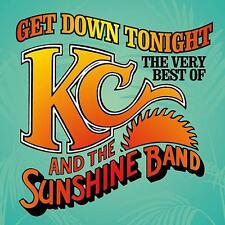 KC AND THE SUNSHINE BAND ( NEW SEALED CD ) GET DOWN TONIGHT : THE VERY BEST OF