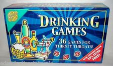 Cheatwell Games ADULT DRINKING GAMES - 36 Games!