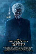 MISS PEREGRINE'S HOME FOR PECULIAR CHILDREN - 4K ULTRA HD DISC ONLY - EVA GREEN