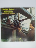 Dueling Banjos LP from the sound track of Deliverance - 1973