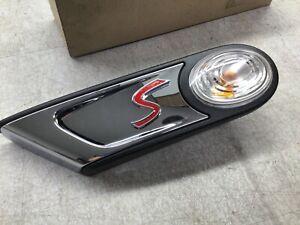 2011-2014 Mini Cooper OEM Passenger Side Turn Signal Lamp Assembly 63137268882