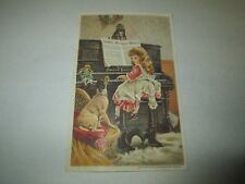 1887 VICTORIAN ADVERTISING / TRADE Card  MASON & HAMLIN ORGAN AND PIANO CO.