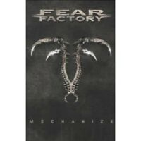 FEAR FACTORY - MECHANIZE (FESTIVAL BOX)  CD NEU