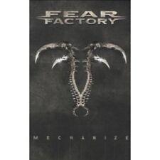 FEAR FACTORY - MECHANIZE (FESTIVAL BOX)  CD NEU