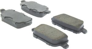Centric Parts 301.13140 Disc Brake Pad Set For 07-11 Volvo S80