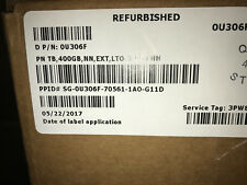 DELL u306f DISCO DURO LTO3 SCSI EXTERNA Unidad de cinta lto4-eh1 45e3731 0u306f
