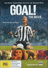 Goal: The Movie - Sport / Soccer - Kuno Becker - NEW DVD
