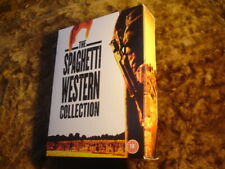 CLINT EASTWOOD:SPAGHETTI WESTERN:FISTFUL OF DOLLARS ETC.6 DISCS. 1964-66.DVD