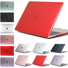 Clear Hard Case Shell Cover for Apple Macbook Pro 13 inch A1706 A1708 A1989 2018