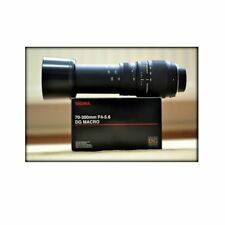 Sigma 70-300mm F4-5.6 DG Macro f/4-5.6 Lens for Nikon