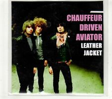 (GT720) Chauffeur Driven Aviator, Leather Jacket - 2007 DJ CD