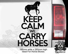 Stemmi per auto tuning ed elaborate Salvataggio di un cavallo di cavalcare un cowboy Auto Paraurti Adesivo divertente Drift JDM Wall Art Decalcomania Articoli per esterni di auto tuning ed elaborate