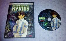 Infinite Ryvius - Vol. 1: Lost in Space (DVD, 2003)