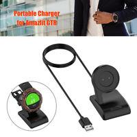 USB Ladegerät Dock Ladekabel für Amazfit T-Rex A1918 GTR 42/47mm GTS Smartwatch