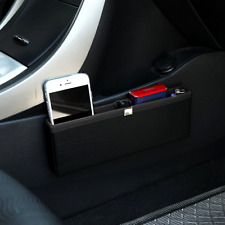 Car Seat Organizer Side Pockets,Mobile Holder Storage,Standard Fits Most of Cars
