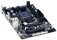 GIGABYTE GA-F2A55M-DS2 REV.3.0 AMD A55 FM2+ DDR3 MICRO ATX MOTHERBOARD NO I/O US