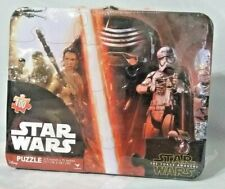 Star wars the force awakens lunch box And Puzzle New in Sealed Package