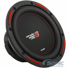 """(2) CERWIN VEGA H7104S 2000W 10"""" Single 4-Ohm HED SERIES Car Subwoofers/Subs"""