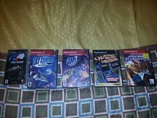 Midway Arcade Treasures sly cooper sly 3 grand turismo starwars ps2 lot new