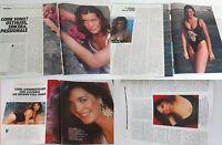 MARINA SUMA_dal 1983 al 1992_clippings_lotto di articoli e pubblicità d'epoca