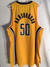 Adidas Swingman NBA Jersey Indiana Pacers Tyler Hansbrough Yellow sz L