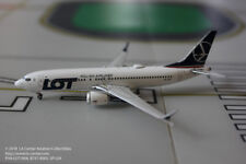 Phoenix Model LOT Polish Airlines Boeing 737-800S Std Color Diecast Model 1:400