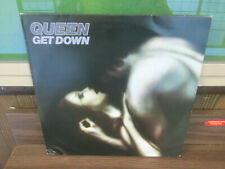 "Queen - Get Down double live 12"" Green colored vinyl on Lora Records"