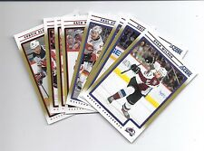 12-13 2012-13 SCORE GOLD PARALLELS -  FINISH YOUR SET - LOW SHIPPING RATE