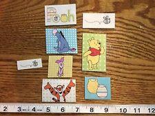 Disney Winnie the Pooh Eeyore Fabric Appliques -style#1 tigger piglet