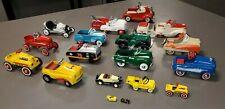 Hallmark kiddie car classics collection lot of 8 Excellent Condition! Die cast
