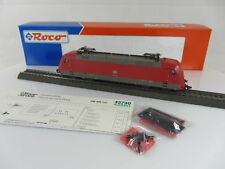 ROCO 43880 Elektrolok Br 101 001-6 der DB rot sehr guter Zustand mit OVP