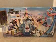 Mattel Super-Héros DC filles Lycée Set de jeu avec exclusif Batgirl 15.2cm