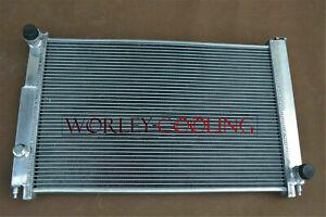 Aluminum Radiator FOR AUDI A4 S4 B5 QUATTRO 2.7L BI-TURBO 1997-2001 MT 98 99 00