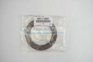 Genuine Toyota C-HR Corolla xD 13-20 Engine Crankshaft Seal 9031178002 OEM