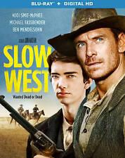 Slow West [Blu-ray] DVD, Mendelsohn, Ben, Fassbender, Michael,