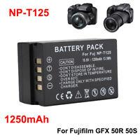 1250mAh Camera Li-ion Battery for Fuji GFX 50R 50S High Temperature Resistance