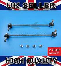 2X VW PASSAT TIGUAN TOURAN FRONT STABILISER ANTI ROLL BAR DROP LINKS