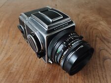 Hasselblad 500 CM 500 C/M Medium Format Film Camera & Kit Lentille 80 mm WLF & A12 Bac