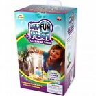 New My FUN Self FISH CLEANING TANK Small Aquarium As Seen on TV Kid Toy Gift