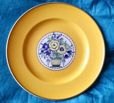 """Royal Worcester Crown Ware 9 1/4"""" Plate Rd No. 701631 Pattern D172/1 Ca1923 Vgc"""